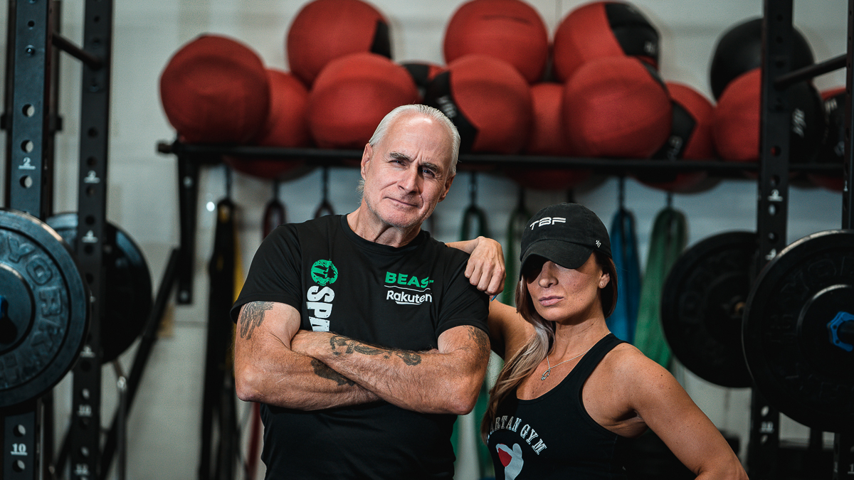 Train with the best at Spartan Gym